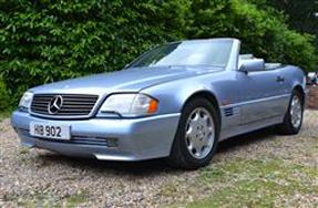 1991 Mercedes-Benz 500 SL