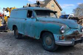 1955 Standard Vanguard