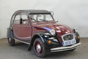 1986 Citroën 2CV