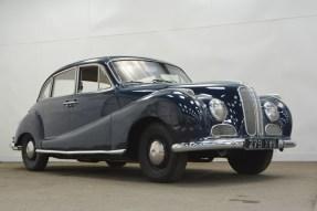 1959 BMW 501