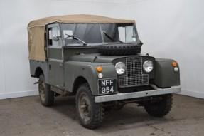 c. 1951 Land Rover Series I