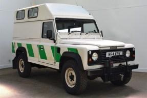 1995 Land Rover 110