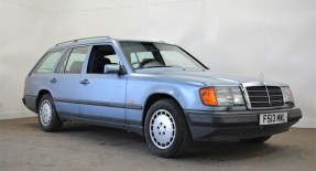 1989 Mercedes-Benz 230 TE