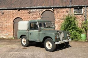 1975 Land Rover Series III