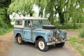 1959 Land Rover Series IIA