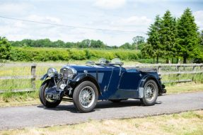 1934 Wolseley Hornet