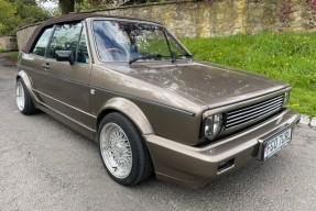 1988 Volkswagen Golf