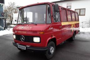 1980 Mercedes-Benz O 309