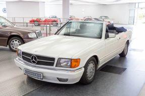 1982 Mercedes-Benz 500 SEC