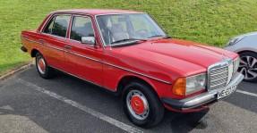 c. 1980 Mercedes-Benz 240 D