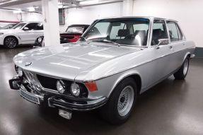 1972 BMW 3.0 S