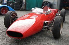 1963 De Sanctis Formula Junior