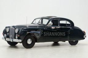 1955 Jaguar Mk VII
