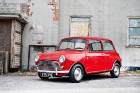 1959 Austin Mini