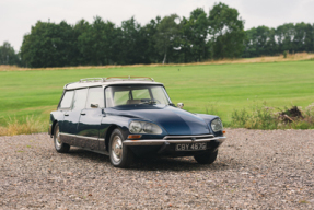 1969 Citroën ID