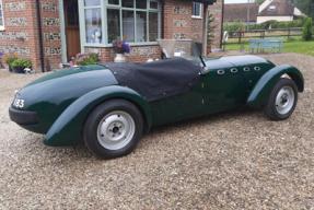 1951 Healey Silverstone