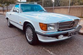 1988 Mercedes-Benz 300 SL