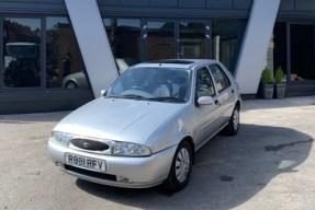 1998 Ford Fiesta