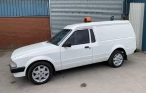 1985 Ford Escort
