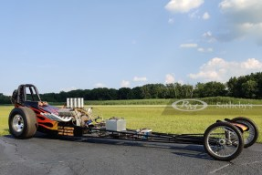 1967 Dragster Front Engine