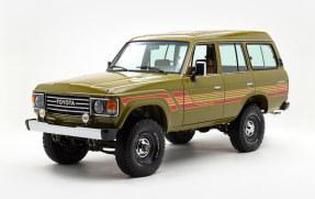 1986 Toyota FJ62