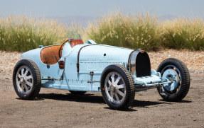 1929 Bugatti Type 35