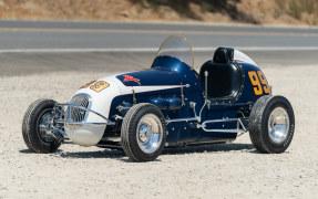 1947 Kurtis Midget Racer