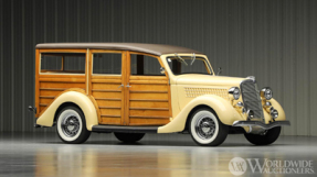 1935 Ford RestoMod
