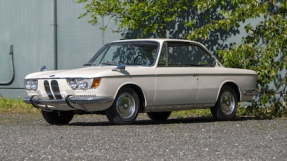 1967 BMW 2000 C