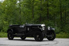 1929 Bentley 4½ Litre