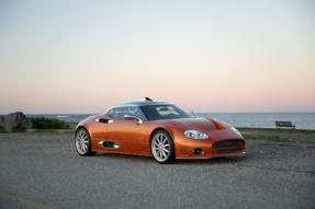 2009 Spyker C8