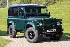 1996 Land Rover Defender