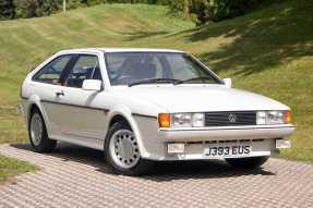 1991 Volkswagen Scirocco