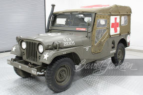 1962 Willys Jeep M170