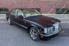 2001 Bentley Arnage