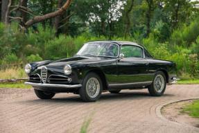 1957 Alfa Romeo 1900C