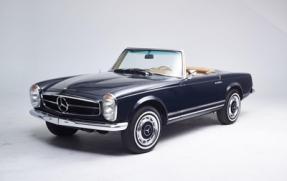 1972 Mercedes-Benz 280 SL