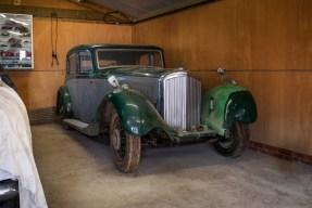 1936 Bentley 3½ Litre
