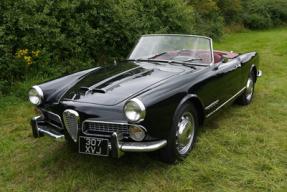 1960 Alfa Romeo 2000 Spider