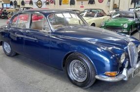 1966 Jaguar S-Type