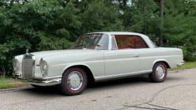 1964 Mercedes-Benz 220 SE Coupe