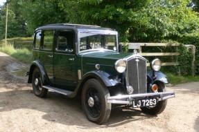 1933 Wolseley Hornet