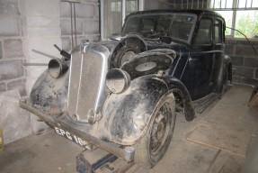 1936 Morris Ten