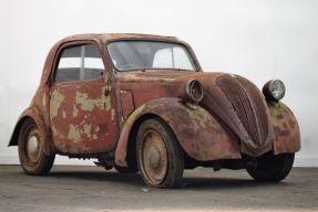 1938 Fiat 500