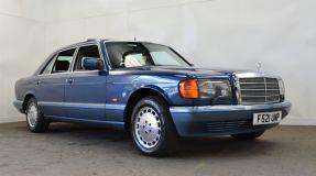 1989 Mercedes-Benz 500 SEL