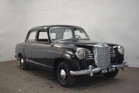 1955 Mercedes-Benz 180