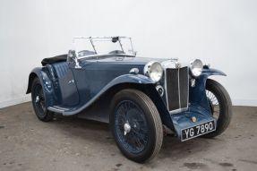 1934 MG PA
