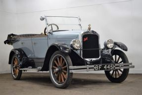 1925 Rugby Model F
