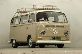 1968 Volkswagen Type 2 (T2)