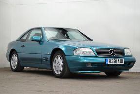 1997 Mercedes-Benz SL 280